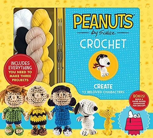 Peanuts Crochet Set Giveaway