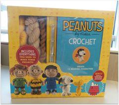 Peanuts Crochet Set Giveaway1