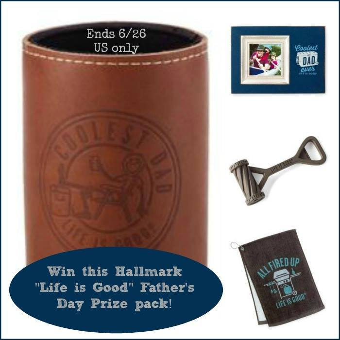 Hallmark Father's Day Prize Pack Giveaway