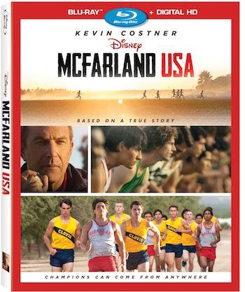 McFarland USA on Blu-ray Combo Pack, Plus a Tamale Recipe!