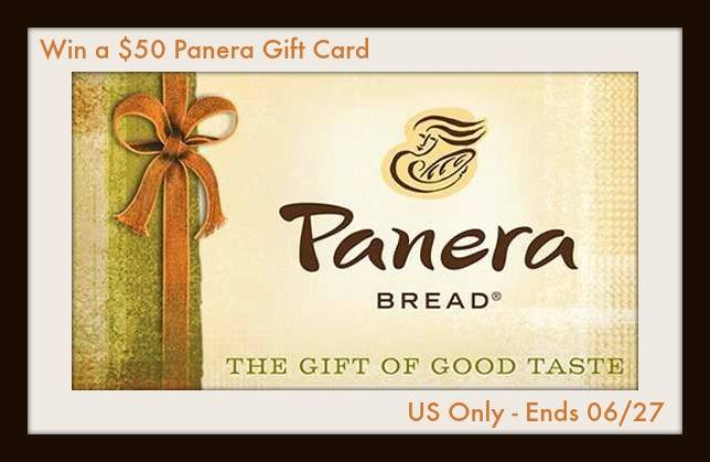 Panera Bread $50 Gift Card Giveaway1