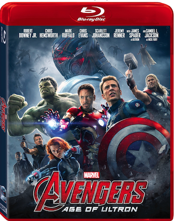 MARVEL'S AVENGERS - AGE OF ULTRON On Digital 3D, Digital HD and Disney Movies
