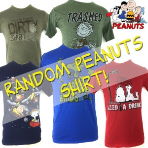 Officially Licensed Peanuts Shirts - $6.99 - Ships Free