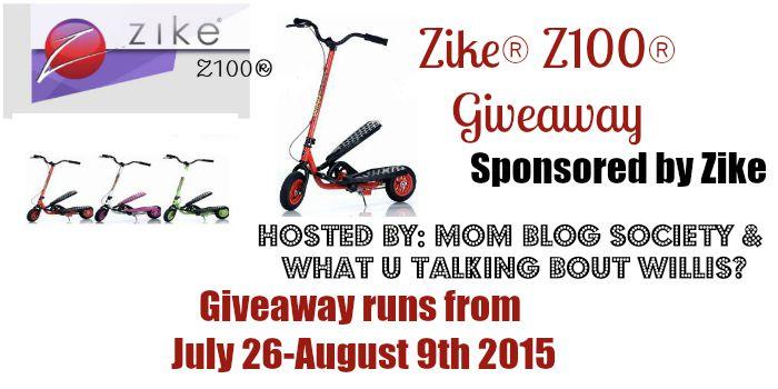 zike100 giveaway