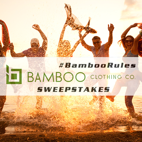 Bamboo Clothing Sweepstakes