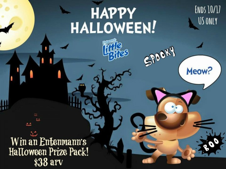Entenmann's Halloween Prize Pack Giveaway