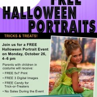 FREE Halloween Portrait Event at Portrait Innovations