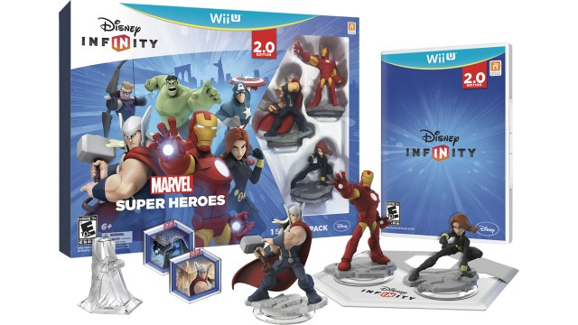 Disney Infinity - Marvel Super Heroes Starter Packs on SALE $19.99