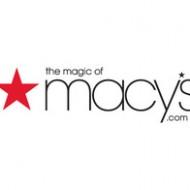 Save at Macy's Shopping Through Shopathome.com