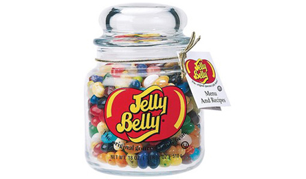 Jelly Belly Giveaway
