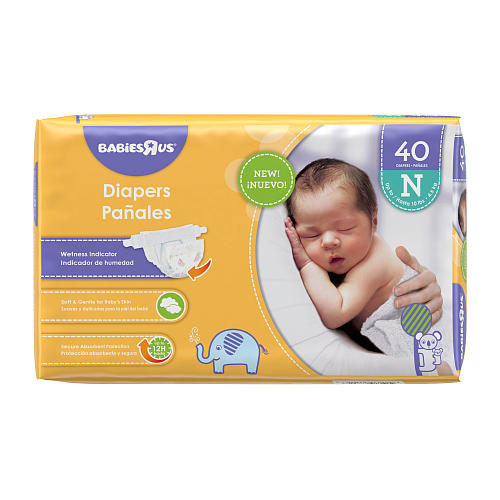 Diapers or Training Pants ONLY $5