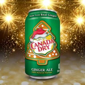 Kroger Canada Dry Ginger Ale Giveaway