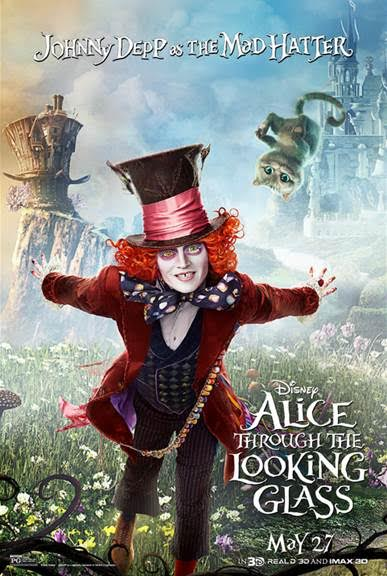 Alice Through the Looking Glass1