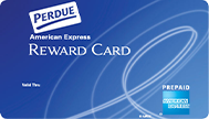 Perdue Crew - American Express Reward Card Giveaway