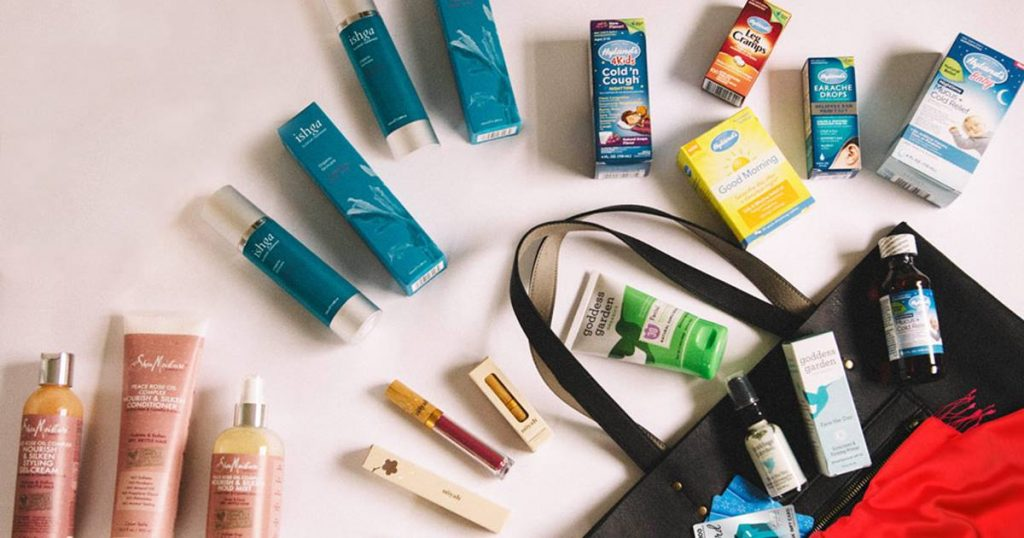 Hyland's 'Whats in Your Bag?' Sweepstakes 2