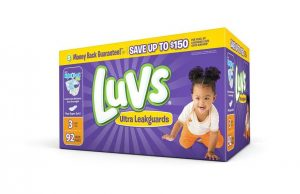 Save on Luvs Diapers  #SharetheLuv @Luvs
