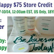 EverydayHappy $75 Store Credit Giveaway