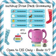 Inchbug Prize Pack Giveaway