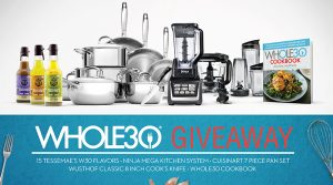 Enter to Win the Ultimate Kitchen Prize Pack