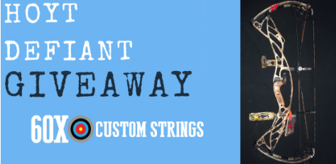 Hoyt Defiant Bow Sweepstakes