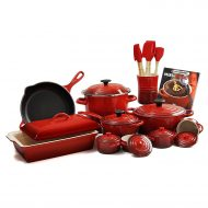 Le Creuset 20-piece Non-Stick Cookware Set Sweepstakes