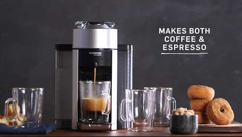 Nespresso Vertuoline Coffee Machine Bundle Sweepstakes