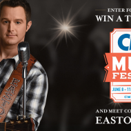 Trip to the 2017 CMA Music Festival and Instant Win Sweepstakes