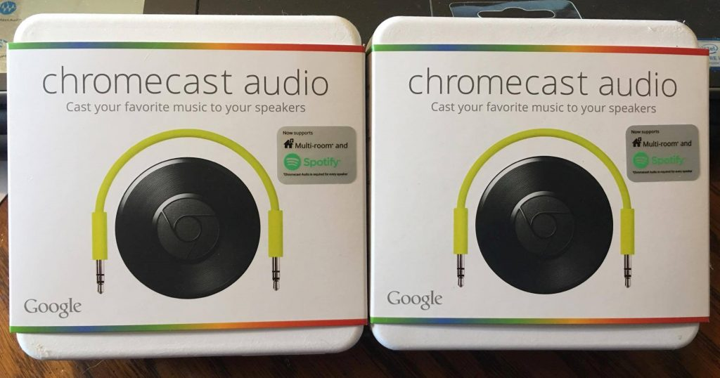 Play Music on Your Speakers Old or New, Wirelessly with @Chromecast @BestyBuy