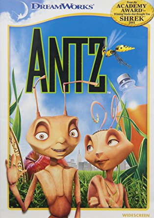 Dreamworks Antz on DVD $3.74
