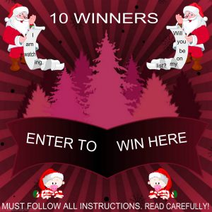 GIVEAWAY ALERT – 10 WINNERS for Amazon Gift Cards