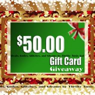 $50 Gift Card Giveaway